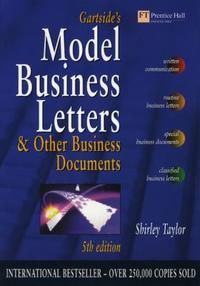 Gartside's Model Business Letters, 5/E