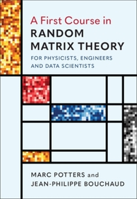 [해외]A First Course in Random Matrix Theory
