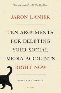 [해외]Ten Arguments for Deleting Your Social Media Accounts Right Now