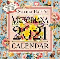 [해외]Cynthia Hart's Victoriana Wall Calendar 2021