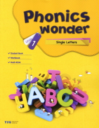 Phonics Wonder. 1: Single Letters(CD2장포함)