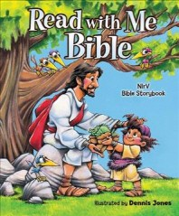 [해외]Read with Me Bible, NIRV