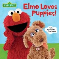 [해외]Elmo Loves Puppies! (Sesame Street)