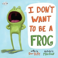 [해외]I Don't Want to Be a Frog
