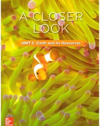 Science A Closer Look G3: Unit C Earth and Its Resources(2018)(CD1장포함)
