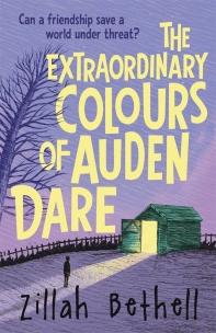[해외]Extraordinary Colours of Auden Dare (Papaerback)