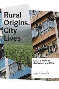 [해외]Rural Origins, City Lives