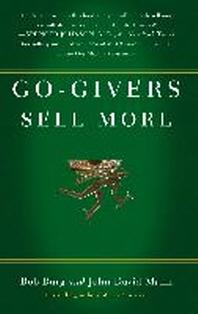 [해외]Go-Givers Sell More (Hardcover)