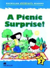 Macmillan Children's Readers Level 2 : A Picnic Surprise