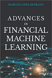 [해외]Advances in Financial Machine Learning