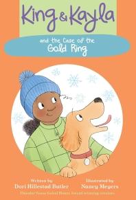 [해외]King & Kayla and the Case of the Gold Ring (Paperback)
