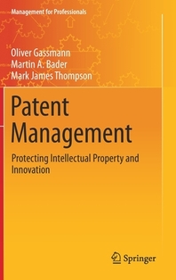 [해외]Patent Management