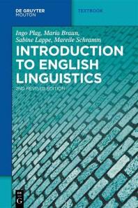 Introduction to English Linguistics 2/E