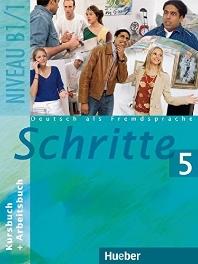 Schritte 5. Kursbuch und Arbeitsbuch. Niveau B1 / 1