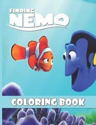 [해외]Finding Nemo Coloring book