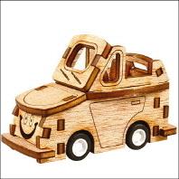 달려라 오픈카(완구/교구)(움직이는 나무만들기 시리즈 861-8)