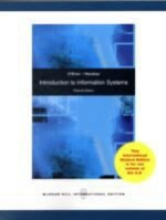 Introduction to Information Systems 15/E (Paperback)