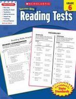 [해외]Reading Tests, Grade 6