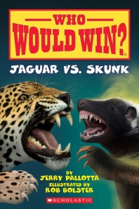 [해외]Jaguar vs. Skunk (Who Would Win?), Volume 18