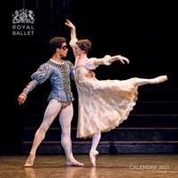 [해외]The Royal Ballet Wall Calendar 2021 (Art Calendar)