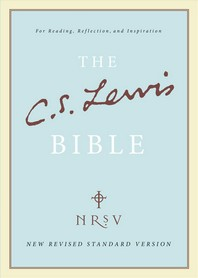 [해외]C.S. Lewis Bible-NRSV (Hardcover)