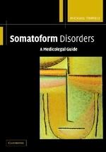 [해외]Somatoform Disorders (Hardcover)