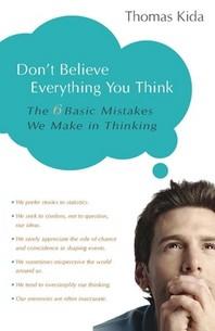 [해외]Don't Believe Everything You Think (Paperback)