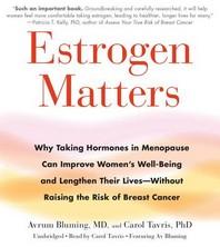 [해외]Estrogen Matters (Compact Disk)