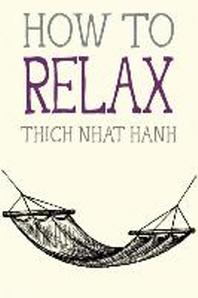 [해외]How to Relax (Paperback)