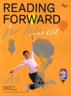 READING FORWARD FOR INTEREST B2(2011)