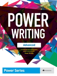 Power Writing(Advanced)(파워 라이팅 어드밴스드)(Power Series)