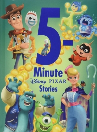 5-Minute Disney Pixar Stories