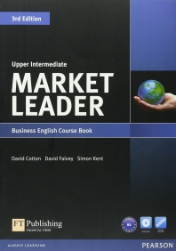 Market Leader: Upper-Intermediate Business English Course Book