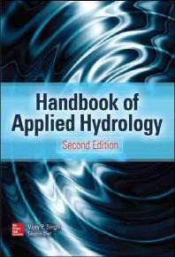 [해외]Handbook of Applied Hydrology, Second Edition