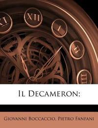 [해외]Il Decameron; (Paperback)