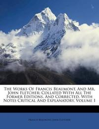[해외]The Works of Francis Beaumont, and Mr. John Fletcher (Paperback)