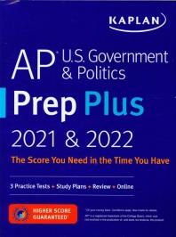 AP U.S. Government & Politics Prep Plus 2021 & 2022