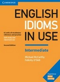 [해외]English Idioms in Use. Intermediate. 2nd Edition. Book with answers