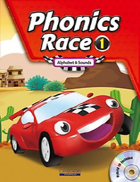 Phonics Race. 1(CD2장포함)