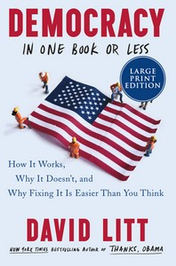 [해외]Democracy in One Book or Less (Paperback)