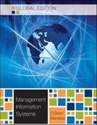 Management Information Systems (7페이정도 밑줄과 필기많음)