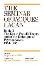 [해외]The Ego in Freud's Theory and in the Technique of Psychoanalysis, 1954-1955 (Paperback)