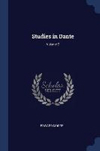 Studies in Dante; Volume 2