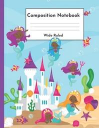 """[해외]Primary Composition Notebook K-2 Story Paper 8.5"""" x 11"""" 110 pages (Paperback)"""