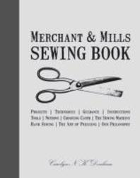[해외]Merchant & Mills Sewing Book