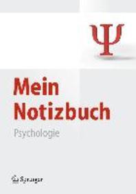 Mein Notizbuch Psychologie