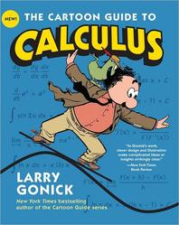 [해외]The Cartoon Guide to Calculus (Paperback)