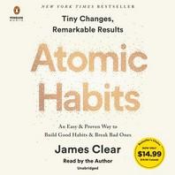[해외]Atomic Habits (Compact Disk)