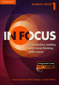 In Focus Level 1 Student's Book with Online Resources