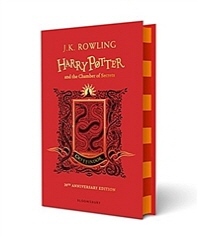 Harry Potter and the Chamber of Secrets Book 2 - Gryffindor Edition (영국판)